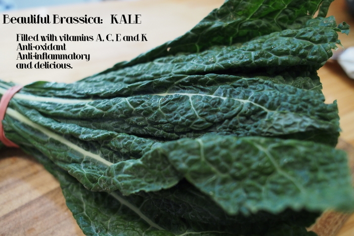 Why eating greens is good for you