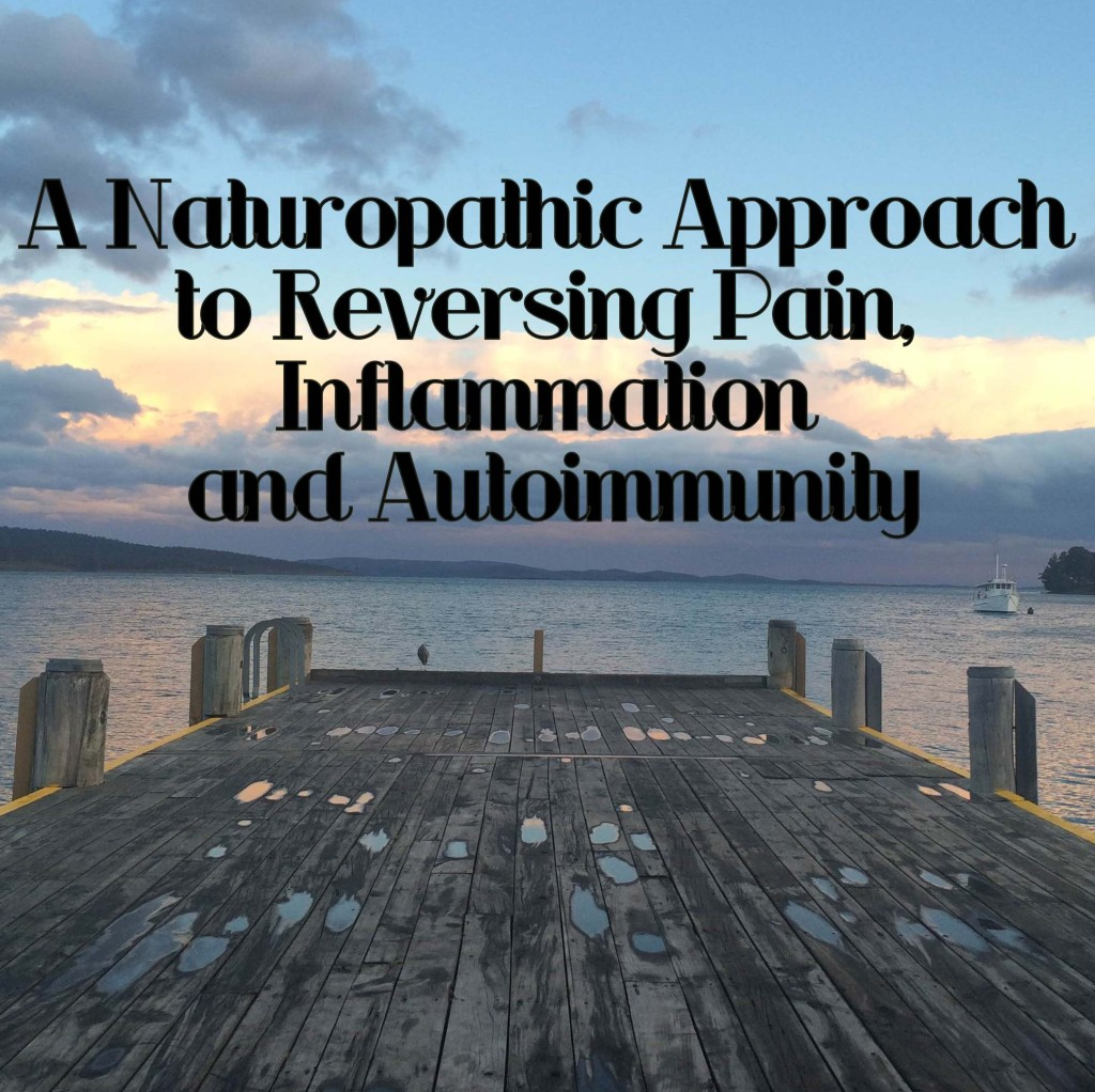 A Naturopathic Approach to Reversing Inflammation & Autoimmunity: