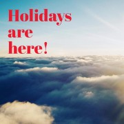 Holidays are here picture