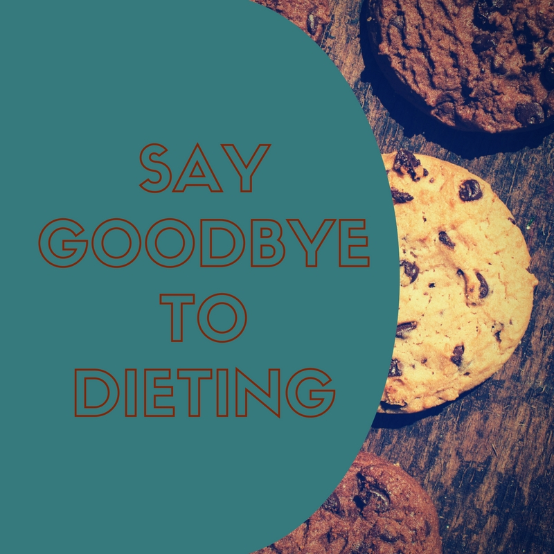 SAY GOODBYE TO DIETING WITH NATUROPATH HANNAH BOYD