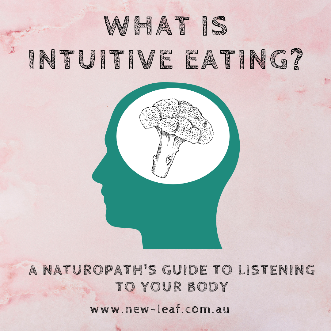 naturopath's guide to intuitive eating