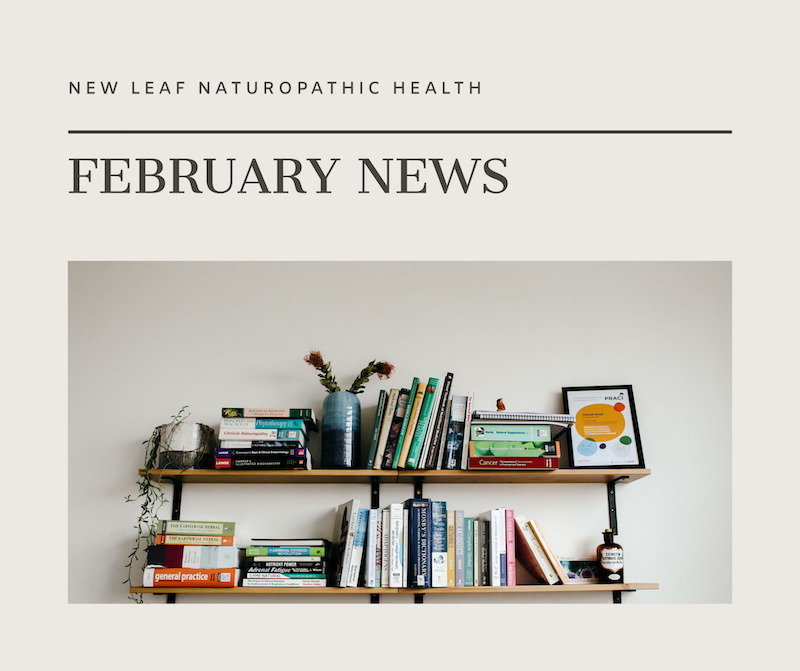 Marrickville Clinic News Feb 2020